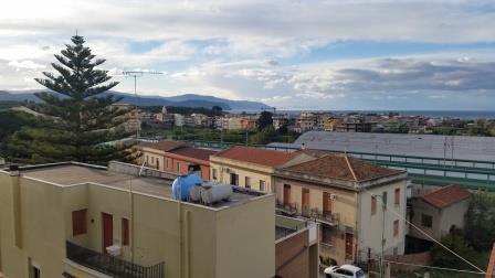 Bilocale Terme Vigliatore Via Benedettina 4