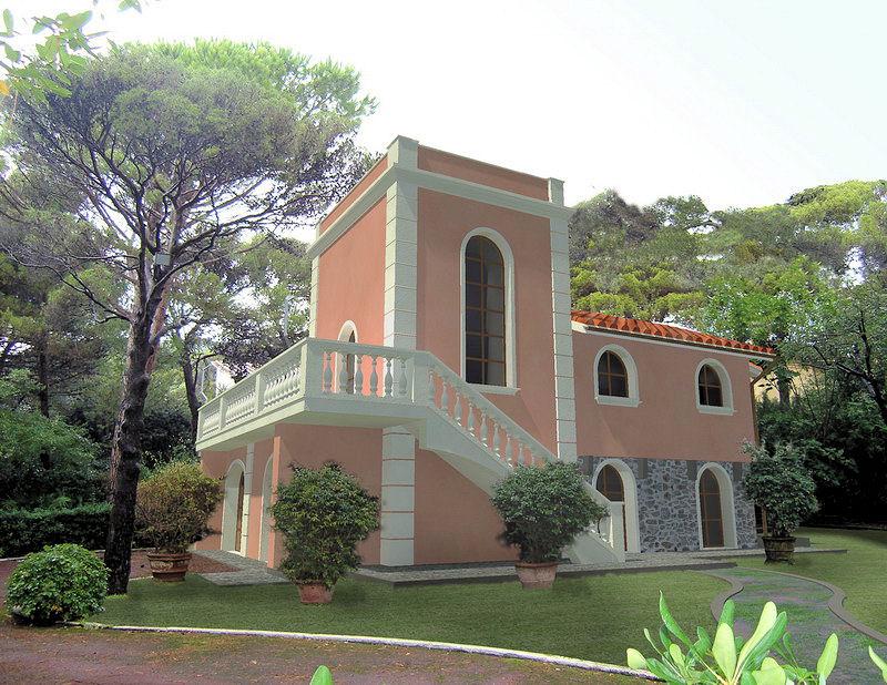 Villa in vendita a Livorno, 9 locali, zona Zona: Quercianella, prezzo € 900.000 | Cambio Casa.it