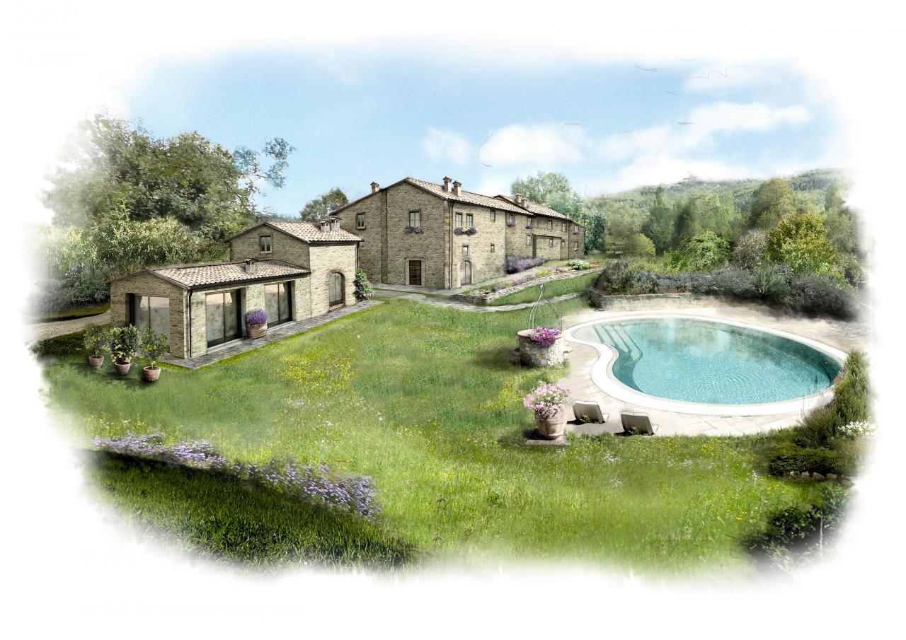 Rustico / Casale in vendita a Arezzo, 50 locali, prezzo € 490.000 | Cambio Casa.it