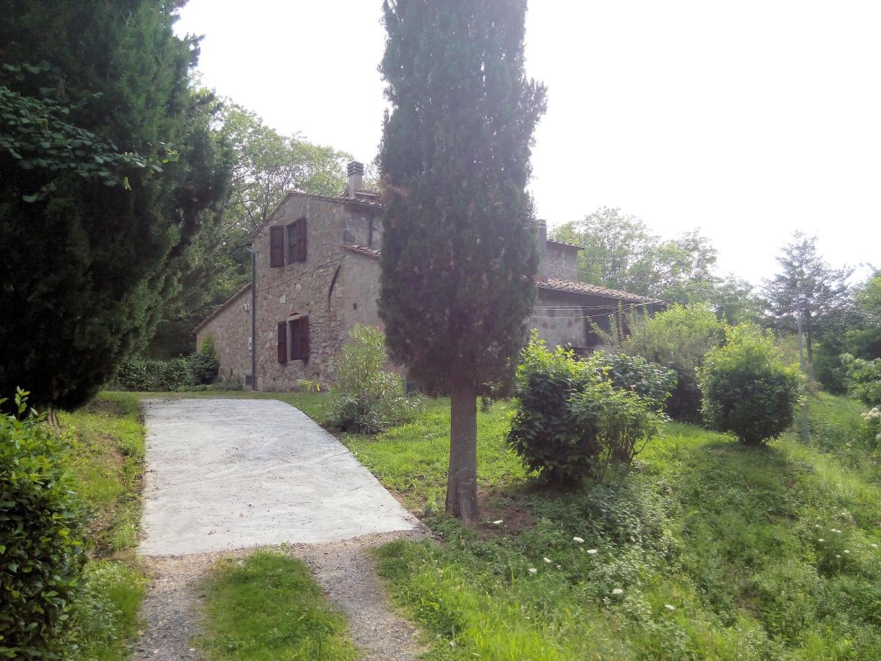 Rustico / Casale in vendita a Roccastrada, 8 locali, zona Zona: Roccatederighi, prezzo € 290.000 | Cambio Casa.it
