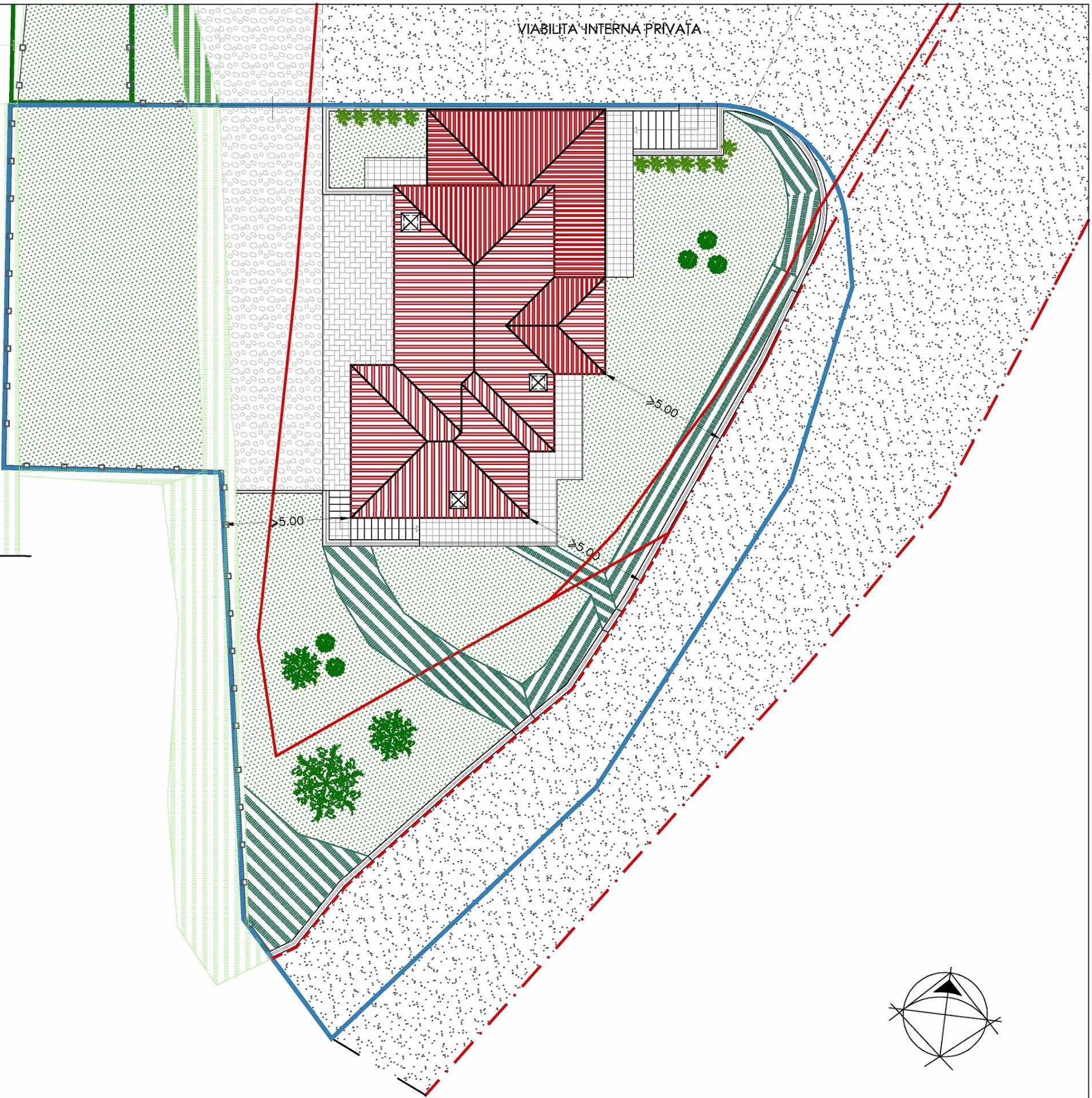 Terreno Edificabile Residenziale in Vendita a Loro Ciuffenna