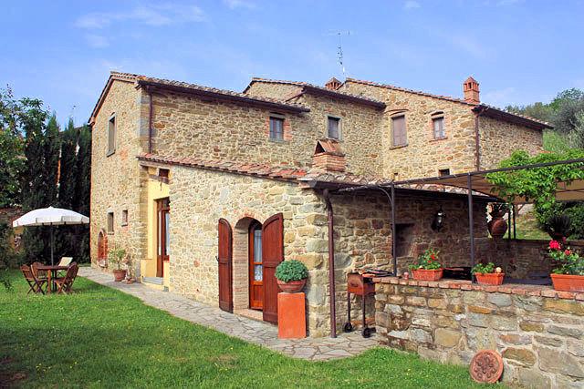Rustico / Casale in vendita a Cortona, 9 locali, prezzo € 1.450.000   CambioCasa.it