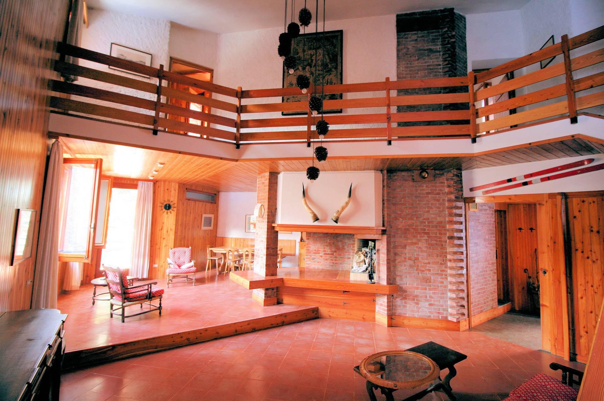 Villa Bifamiliare in Vendita a Abetone