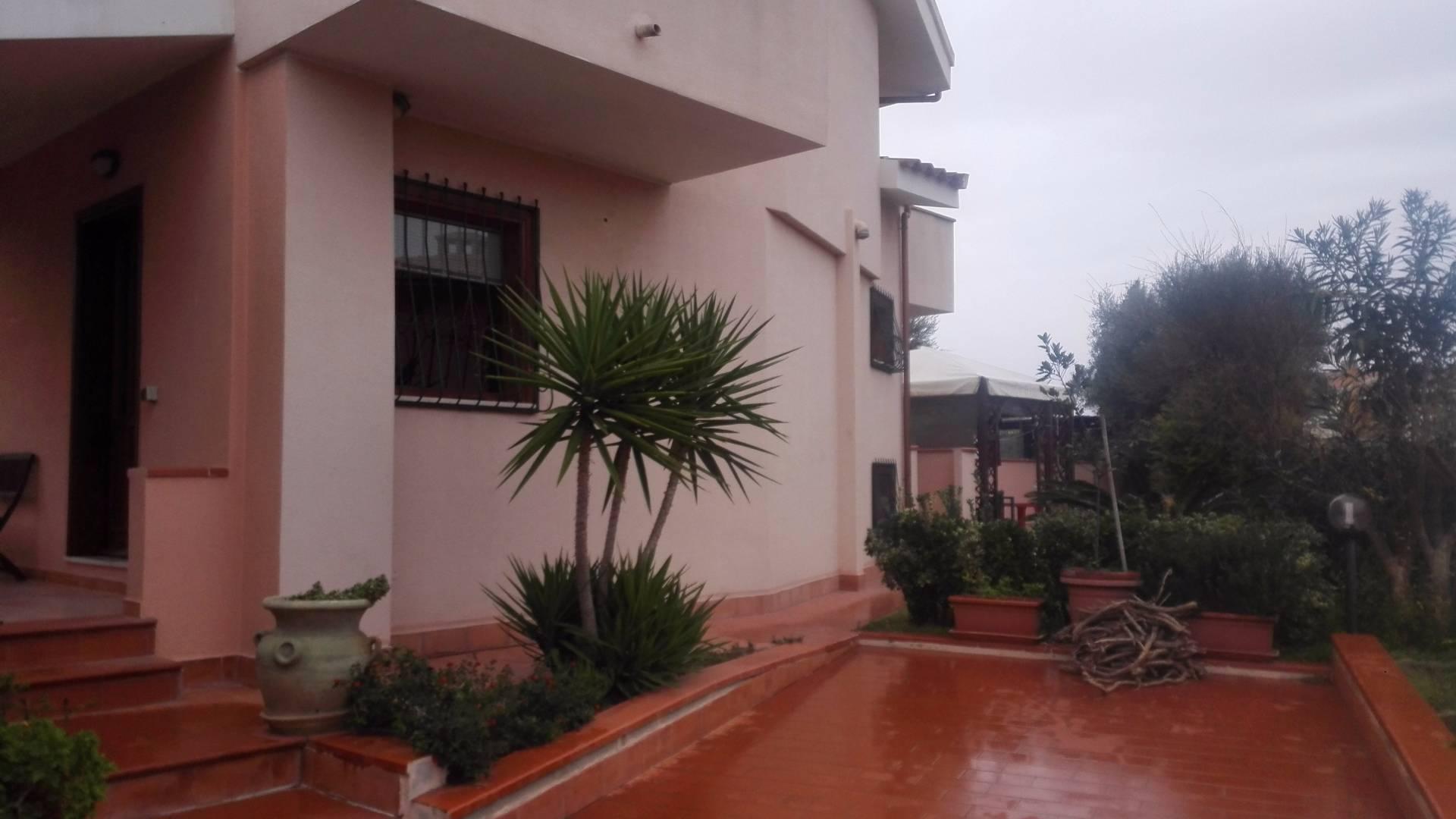Villa Caposchiera in Vendita a Quartu Sant'Elena - Cod. ns133