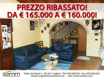 Villetta  bifamiliare in Vendita a Capoterra