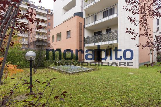 Bilocale Milano Via Barnaba Oriani 9