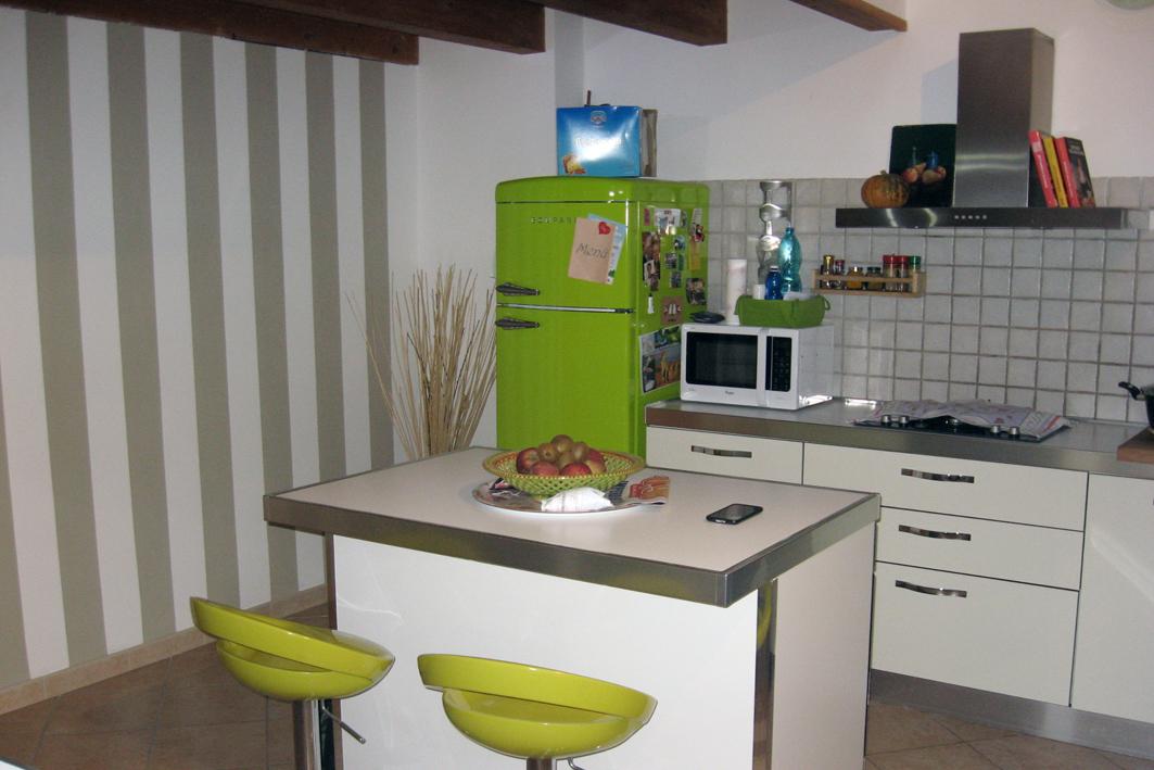 Bilocale Villasanta Via Mazzini 4