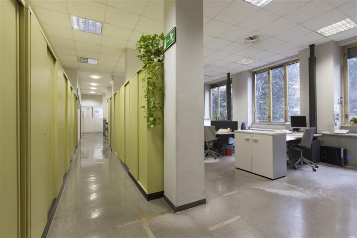 Ufficio-studio in Affitto a Milano 01 Centro storico (Cerchia dei Navigli):  5 locali, 210 mq  - Foto 1