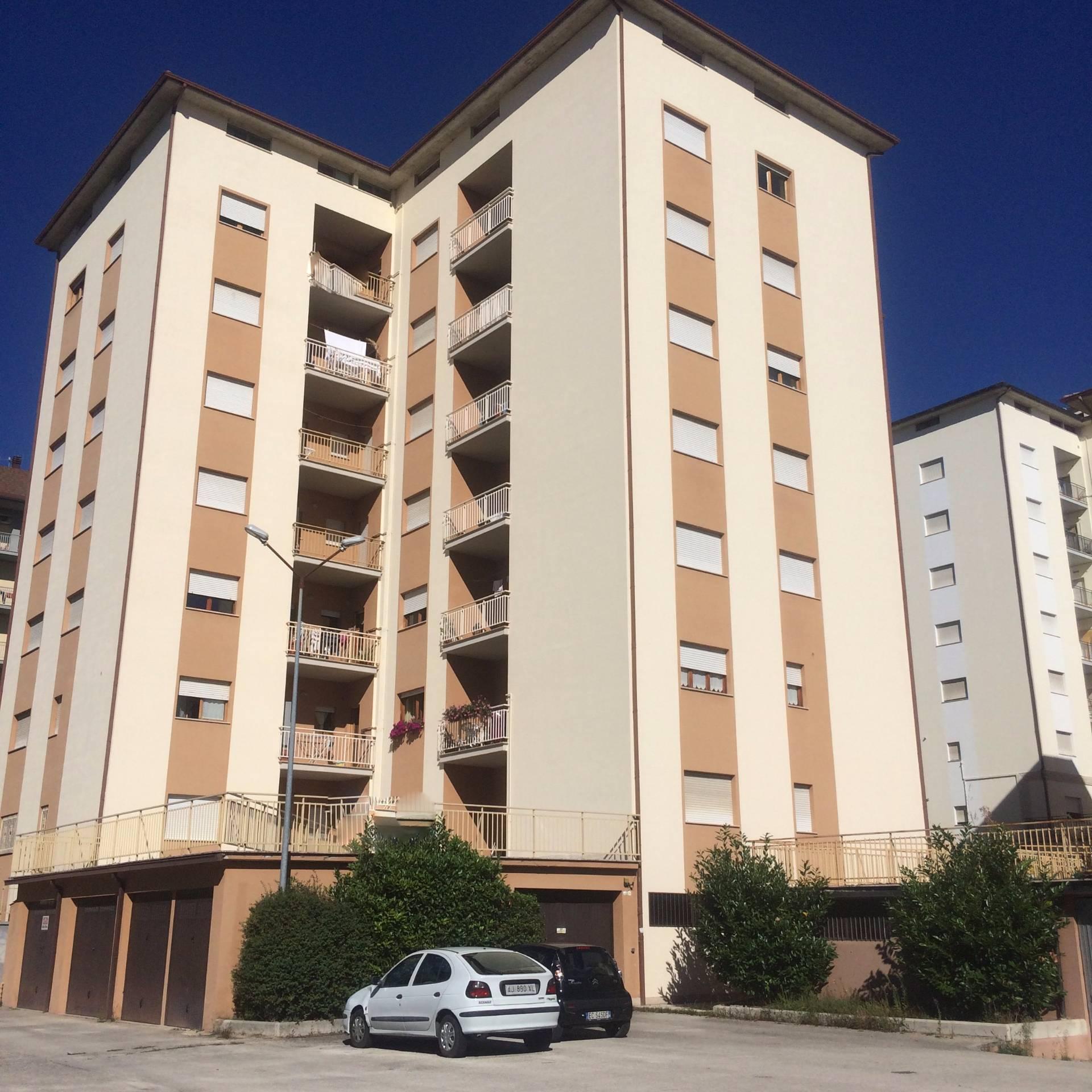 Bilocale L Aquila Via Monte Rotondo 1