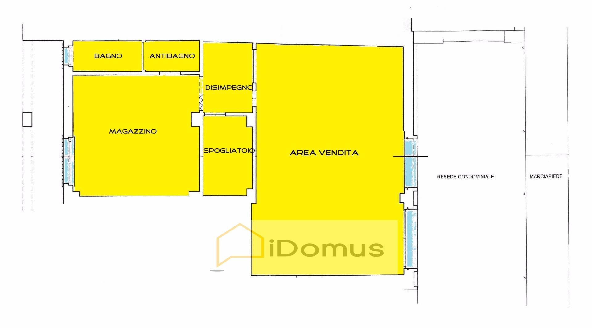 Negozio / Locale in affitto a Pisa, 9999 locali, zona Località: SanMichele, prezzo € 600 | CambioCasa.it