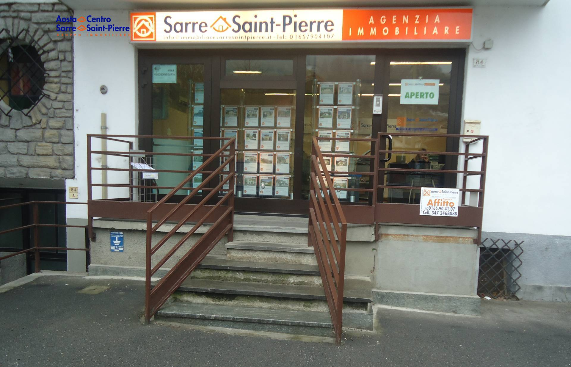 Bilocale La Salle Chatelard 6
