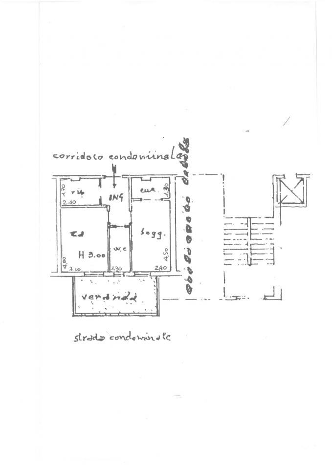 Bilocale Montesilvano  3