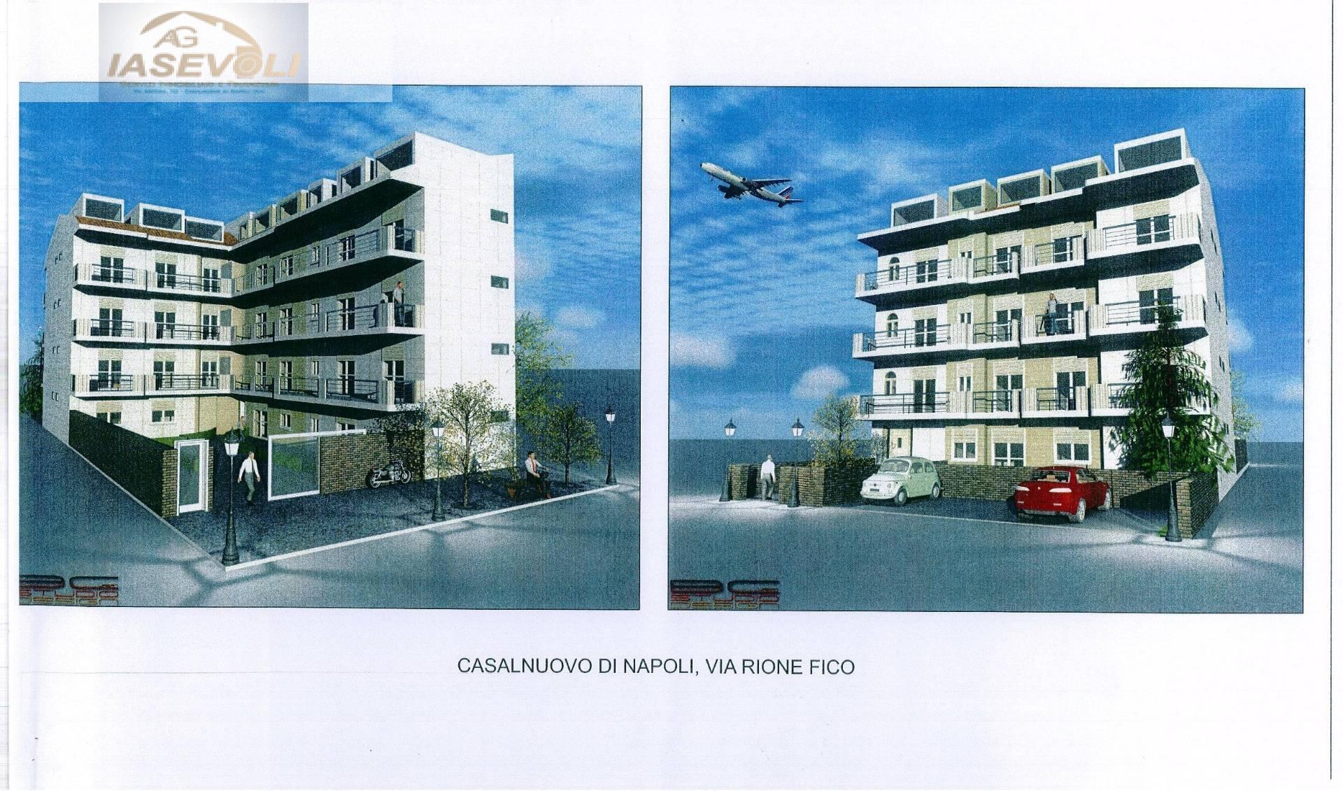 Appartamento in vendita a Casalnuovo di Napoli, 3 locali, prezzo € 165.000 | Cambio Casa.it