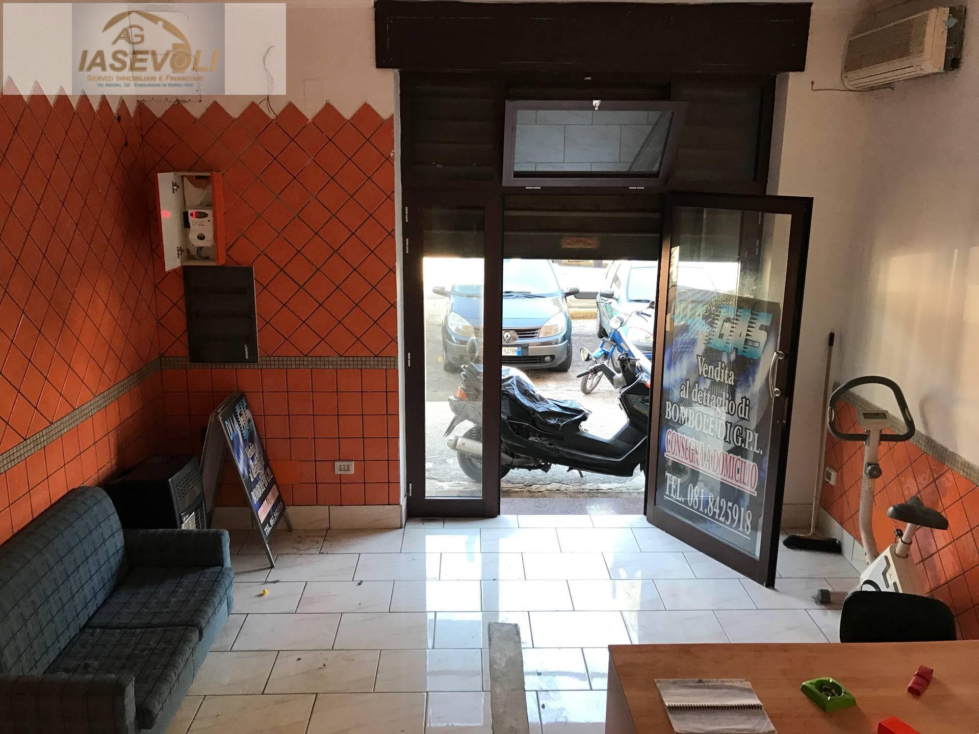 Negozio / Locale in affitto a Casalnuovo di Napoli, 9999 locali, zona Zona: Licignano, prezzo € 350 | CambioCasa.it