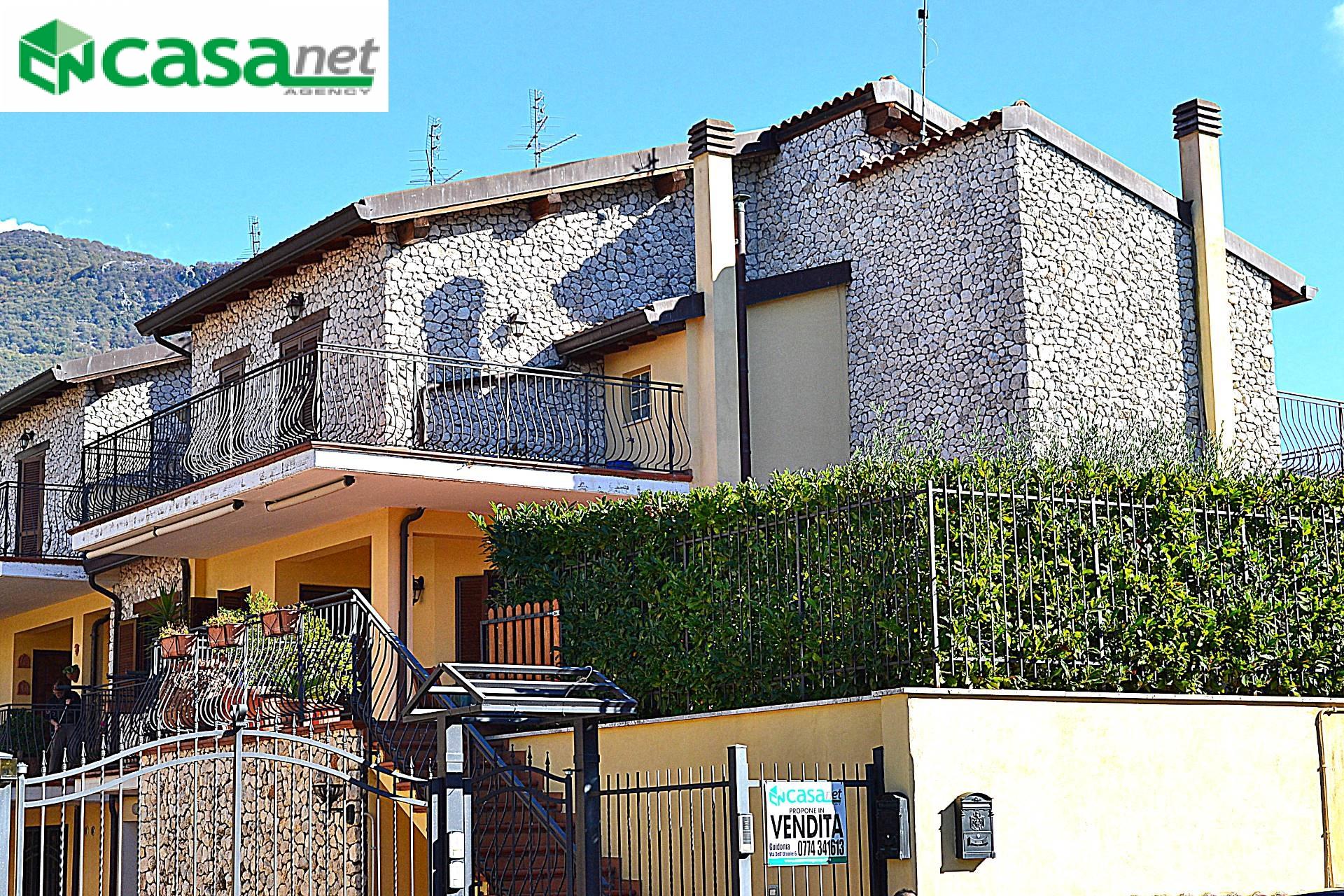 Villa in vendita a Marcellina, 3 locali, prezzo € 209.000   CambioCasa.it