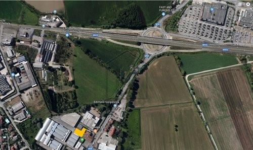 Magazzino in Affitto a Settala: 1 locali, 815 mq