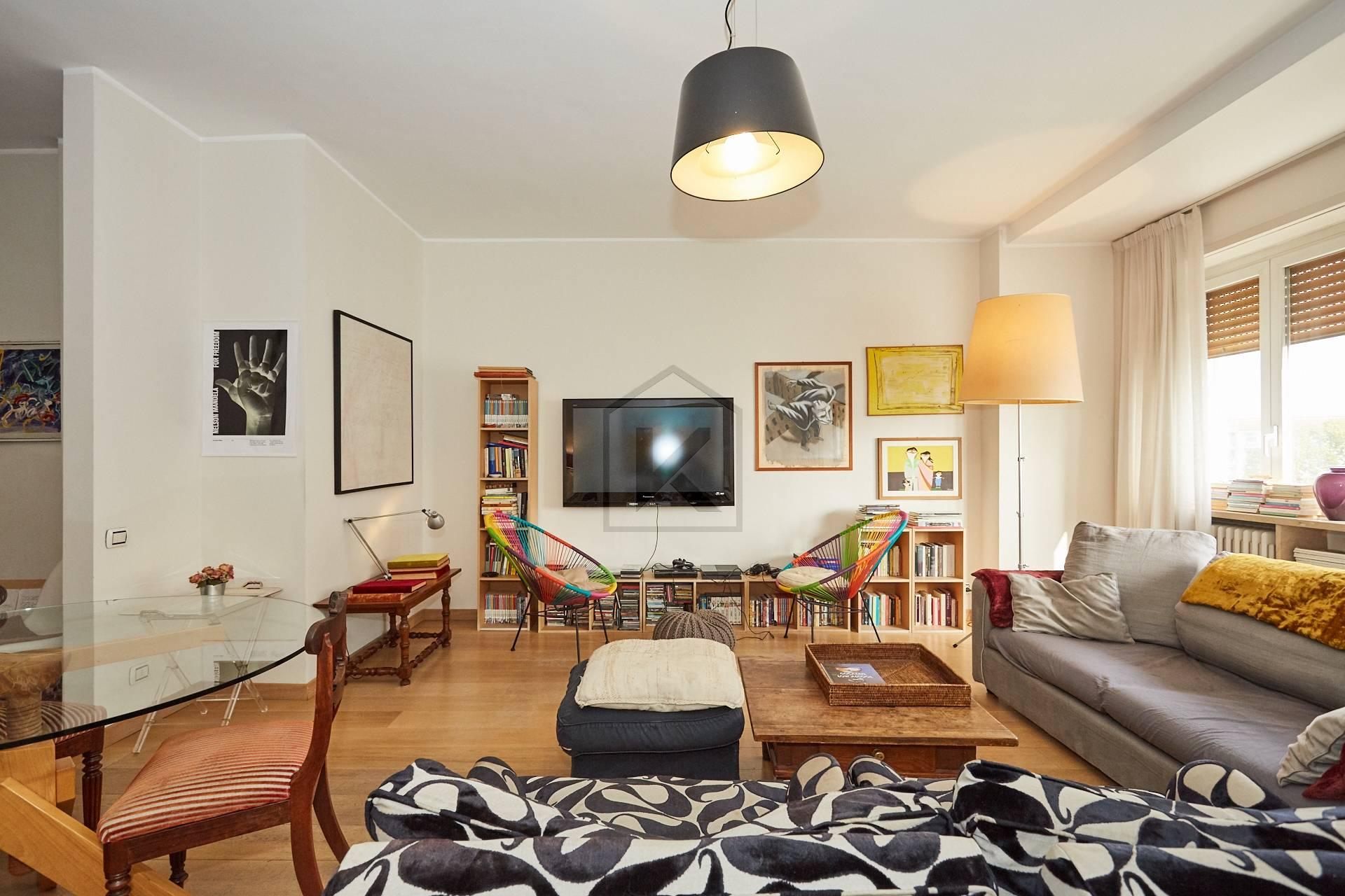 Appartamento in Vendita a Milano 19 Farini / Maciachini / Gattamelata / Sempione / Monumentale: 4 locali, 150 mq
