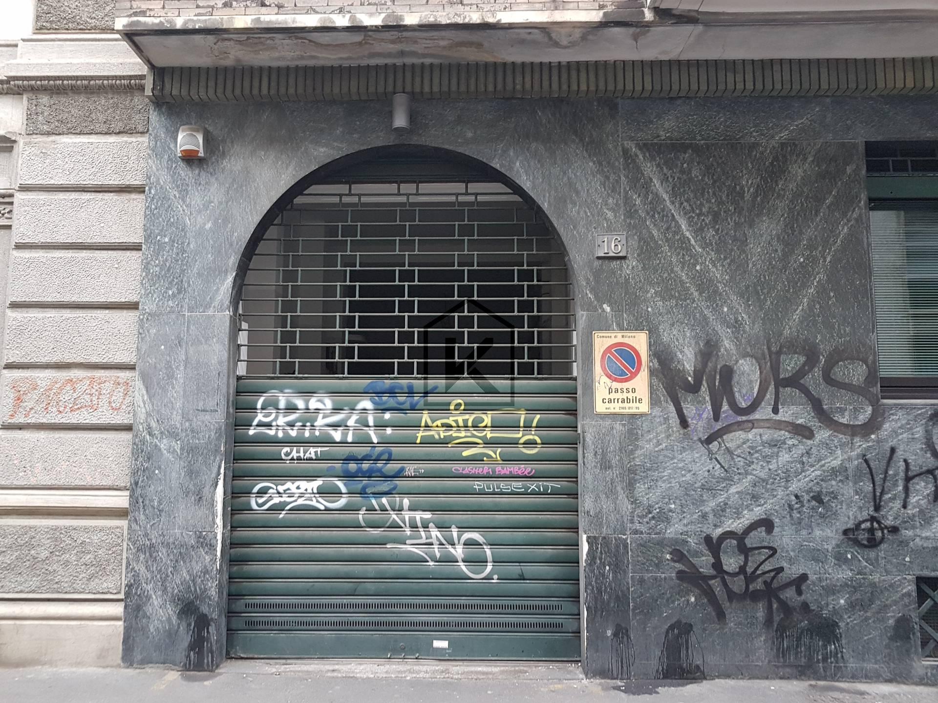 Negozio-locale in Affitto a Milano:  2 locali, 60 mq  - Foto 1