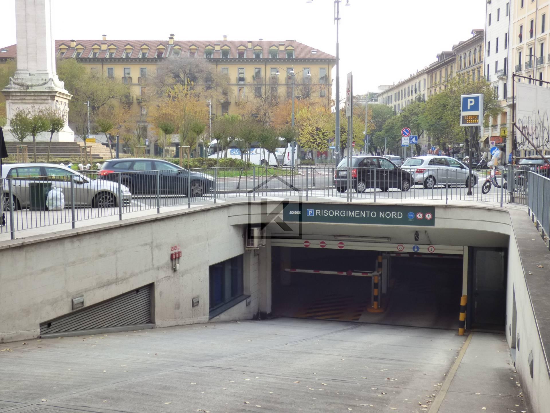 Posto-box auto in Vendita a Milano 12 Argonne / Indipendenza / Ascoli: 1 locali, 15 mq