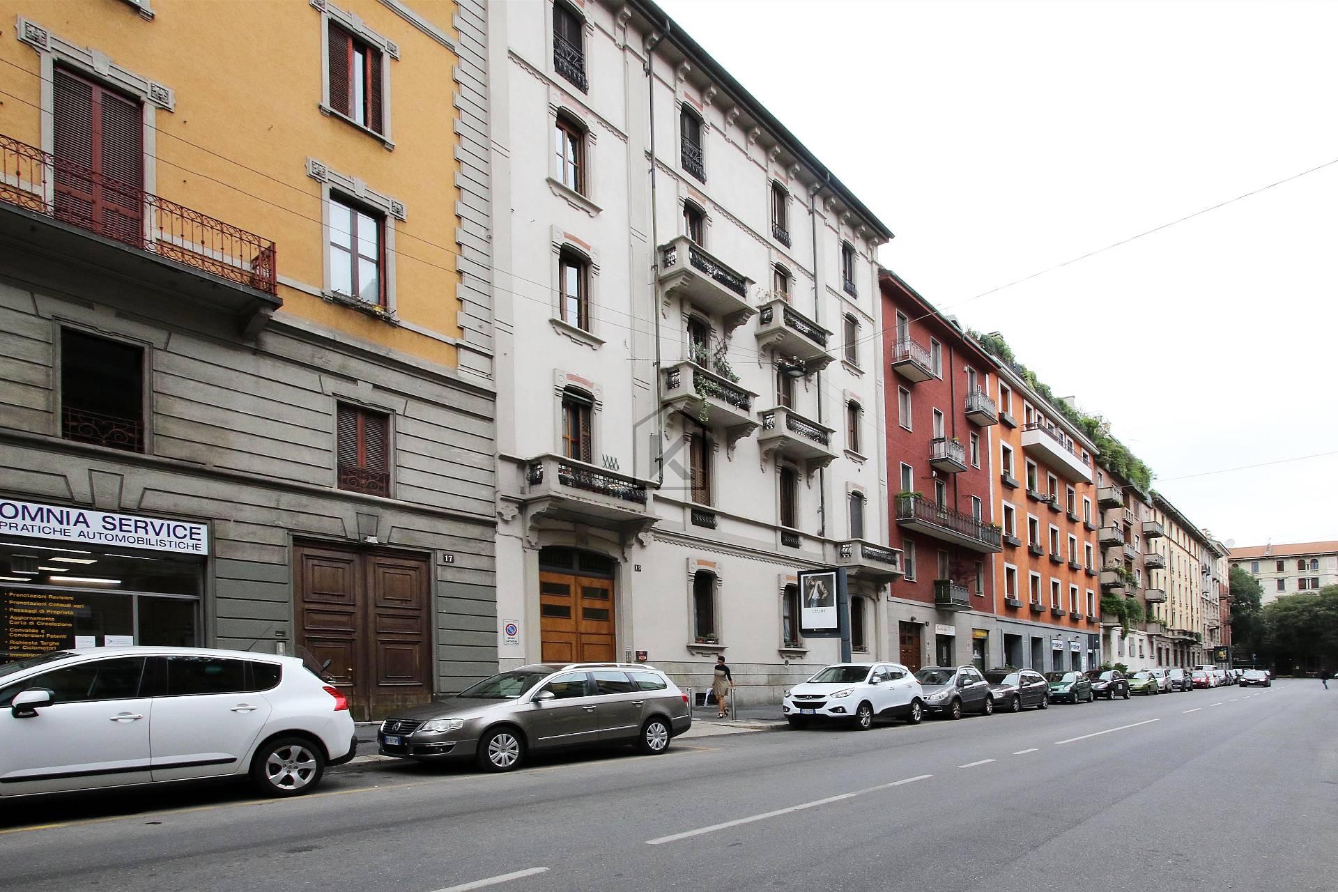 Appartamento in Vendita a Milano 19 Farini / Maciachini / Gattamelata / Sempione / Monumentale: 2 locali, 75 mq