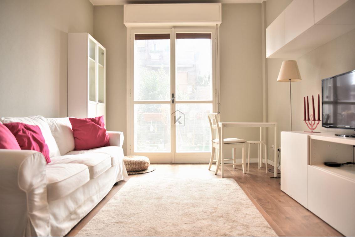 Appartamento in Vendita a Milano 20 Bicocca / Crescenzago / Cimiano: 2 locali, 60 mq
