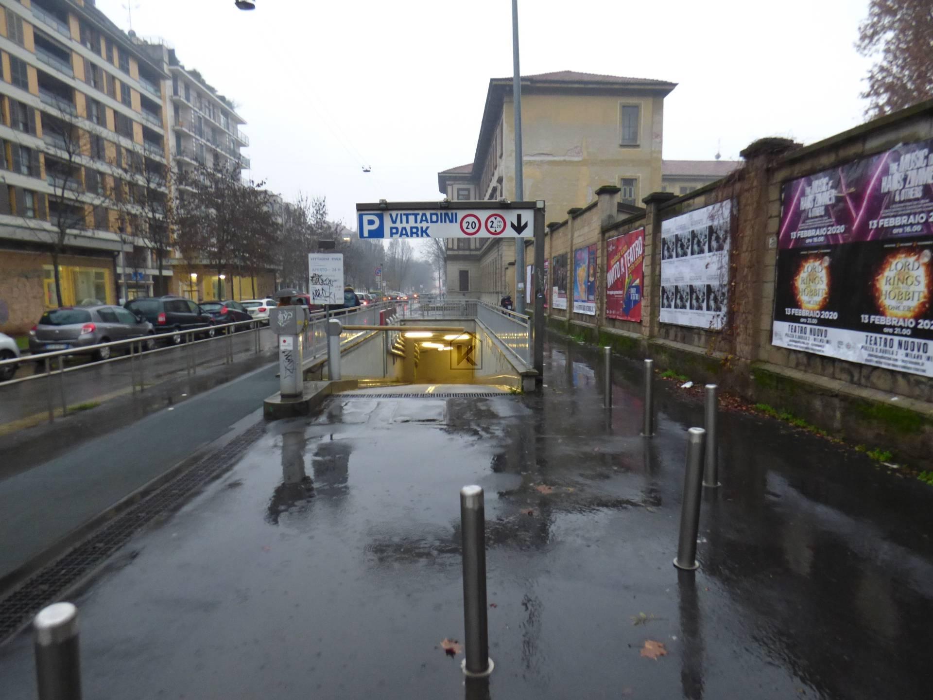 Posto-box auto in Vendita a Milano 06 Italia / Porta Romana / Bocconi / Lodi: 1 locali, 15 mq