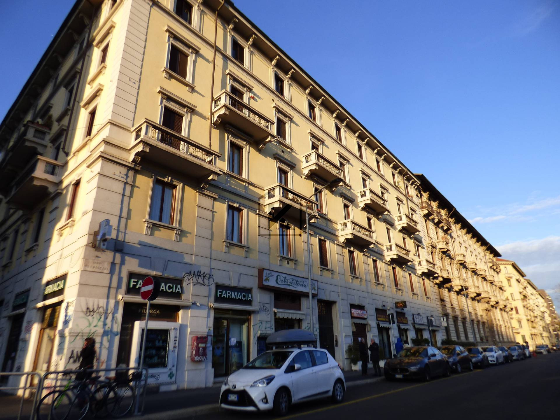 Appartamento in Vendita a Milano 12 Argonne / Indipendenza / Ascoli: 2 locali, 65 mq