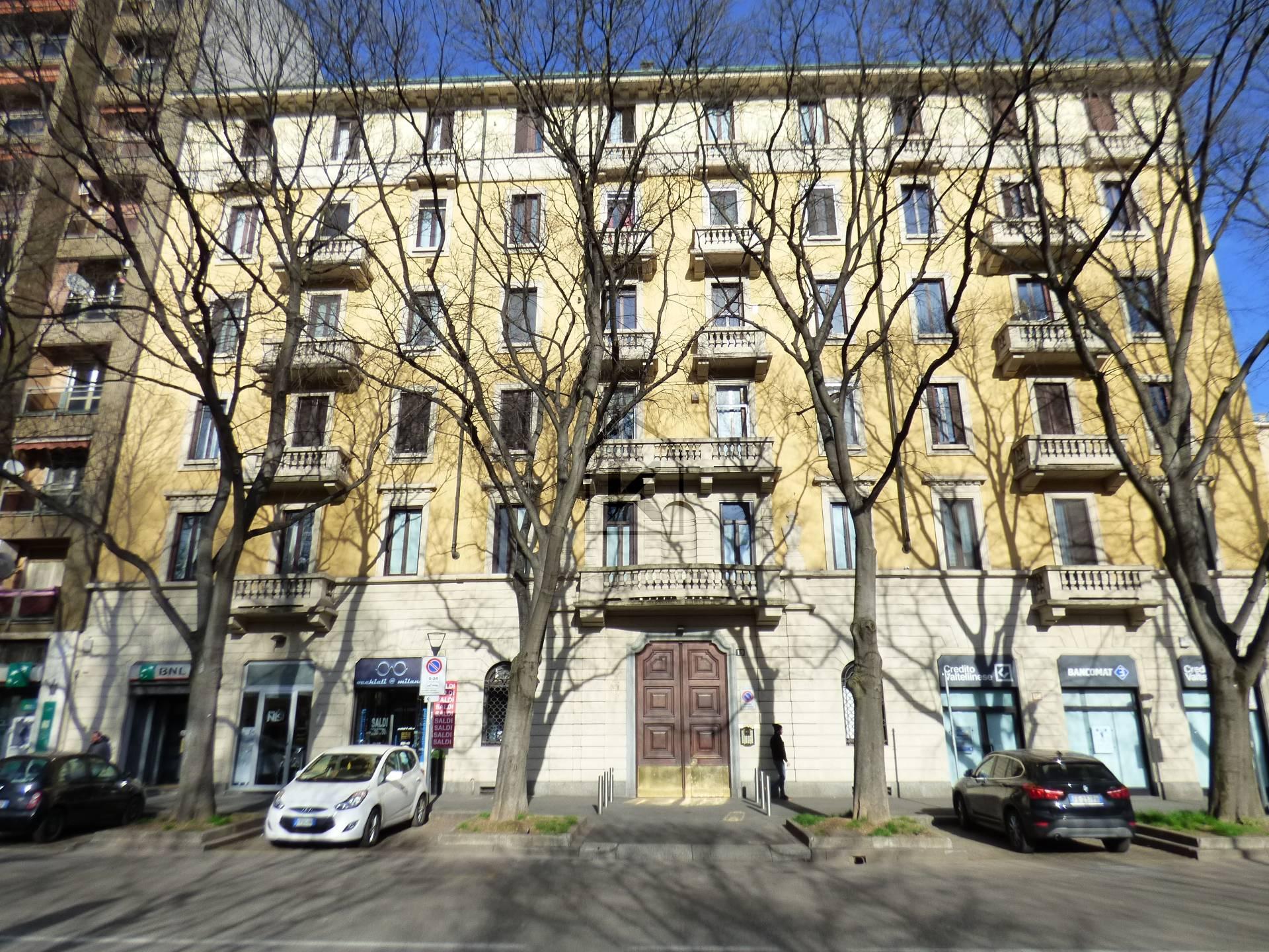 Appartamento in Affitto a Milano: 3 locali, 110 mq