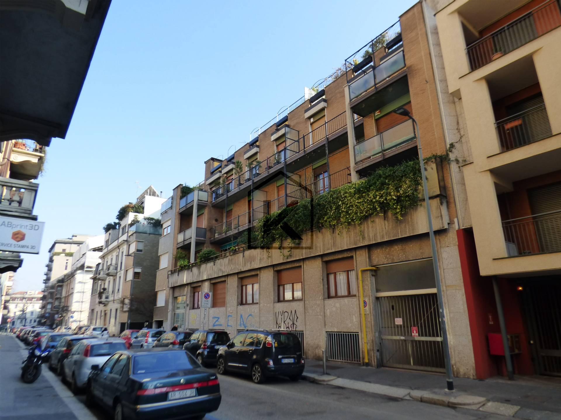Appartamento in Affitto a Milano: 2 locali, 45 mq