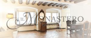 Cannobio, three-room-flat duplex with balcony  downtown 50 mt from the lake at Sale