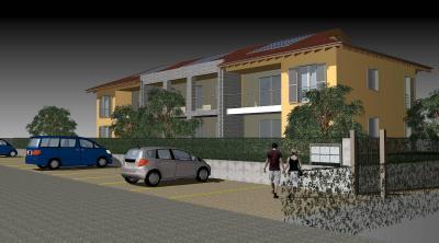 Cannobio, appartamento trilocale in Vendita