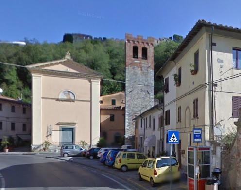 Bilocale San Giuliano Terme Via Statale Abetone 7