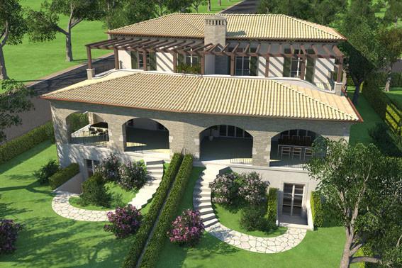 Villa in vendita a Tortoreto, 4 locali, Trattative riservate | Cambio Casa.it