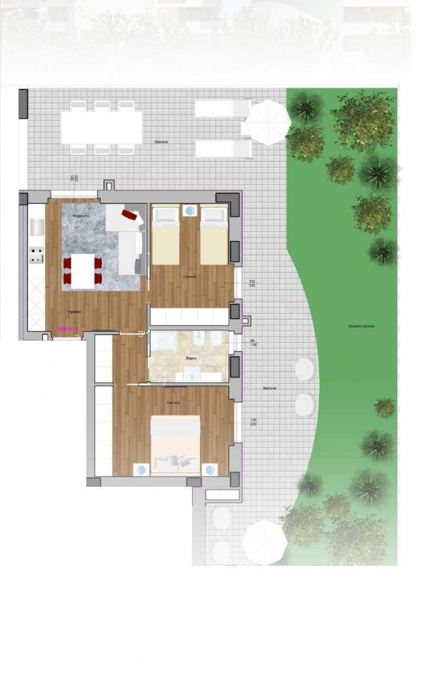 Appartamento in vendita a Grottammare, 3 locali, zona Località: Lungomare, Trattative riservate   Cambio Casa.it
