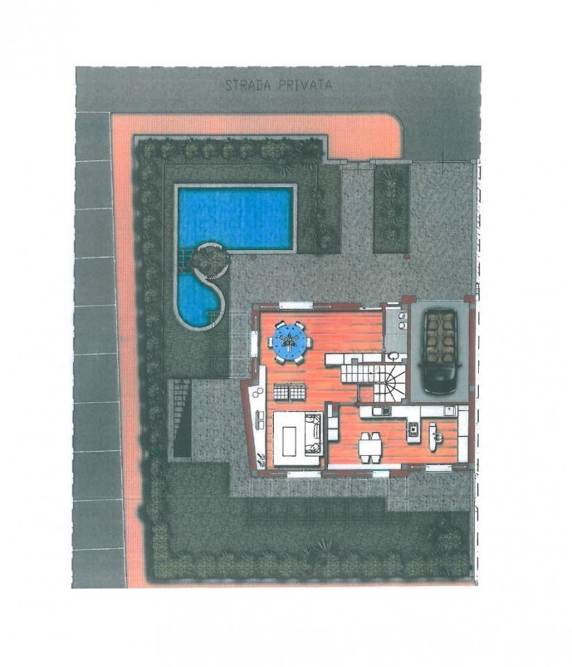 Villa in vendita a Grottammare, 7 locali, zona Località: Lungomare, Trattative riservate | Cambio Casa.it