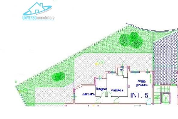 Appartamento in vendita a Castel di Lama, 3 locali, zona Zona: Piattoni, prezzo € 115.000 | Cambio Casa.it