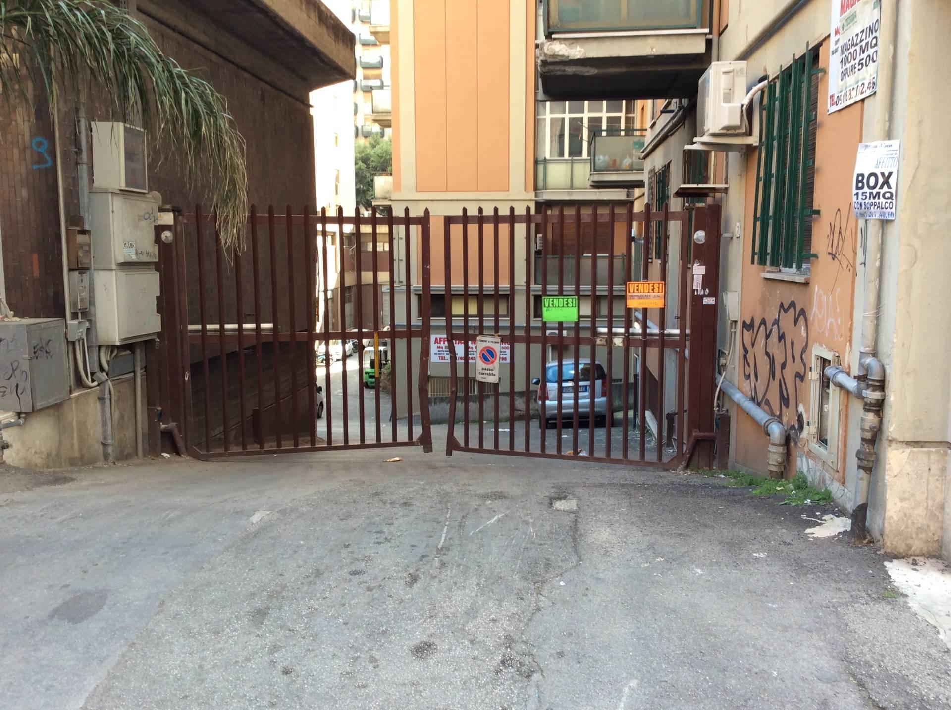 Box / Garage in affitto a Palermo, 1 locali, zona Località: Galilei, prezzo € 140 | Cambio Casa.it