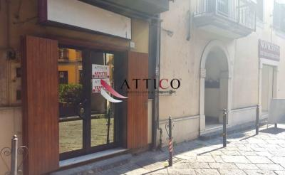 Locale commerciale in Affitto a Avellino