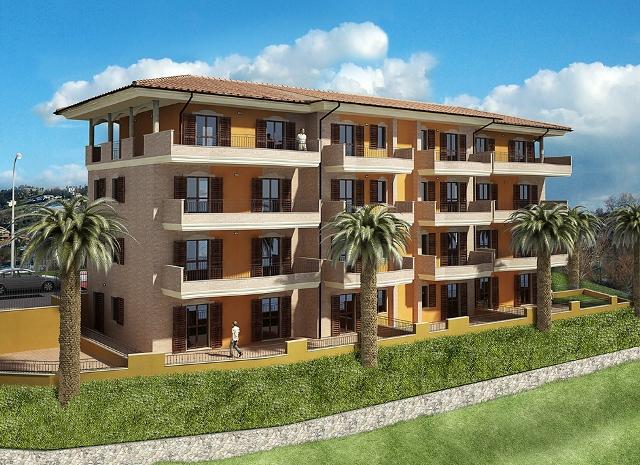 vendita appartamento monteprandone   120000 euro  2 locali  44 mq