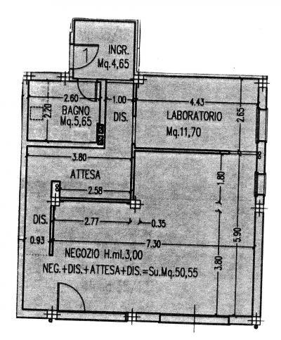 Locale commerciale in Affitto a Sant'Agostino
