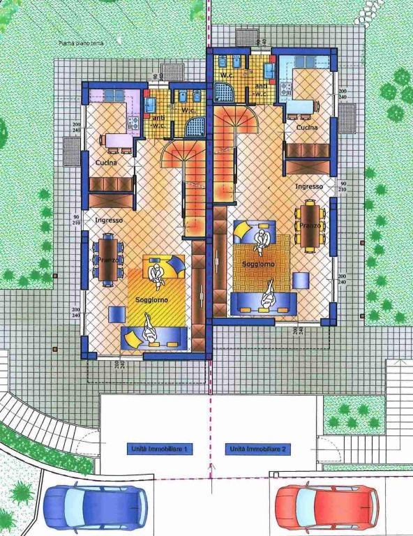 Villa in Vendita a Caslino d'Erba