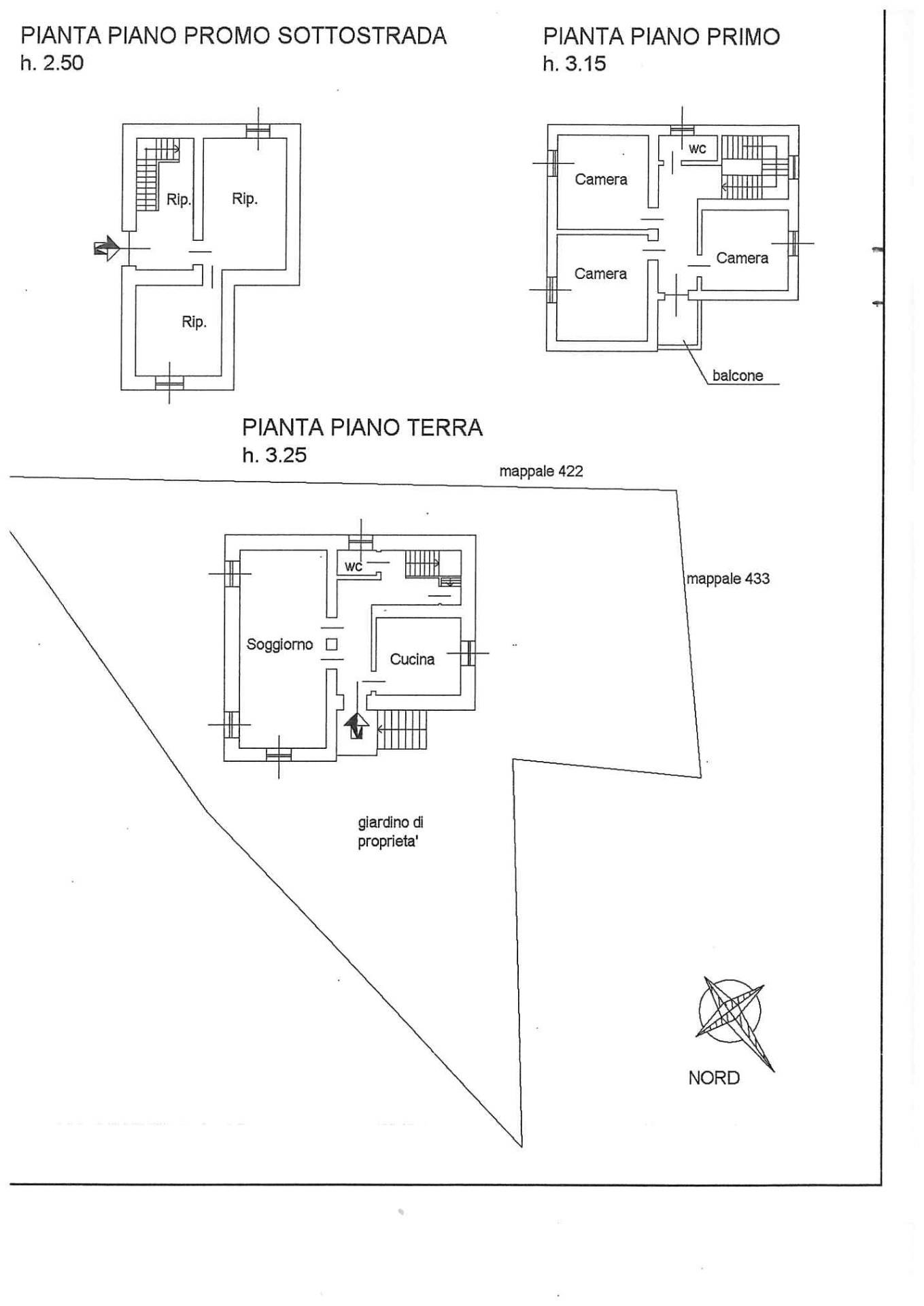 Villa in vendita a Canzo, 9 locali, prezzo € 260.000 | Cambio Casa.it