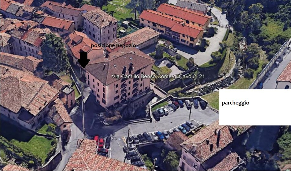Negozio / Locale in affitto a Caslino d'Erba, 9999 locali, prezzo € 650 | CambioCasa.it