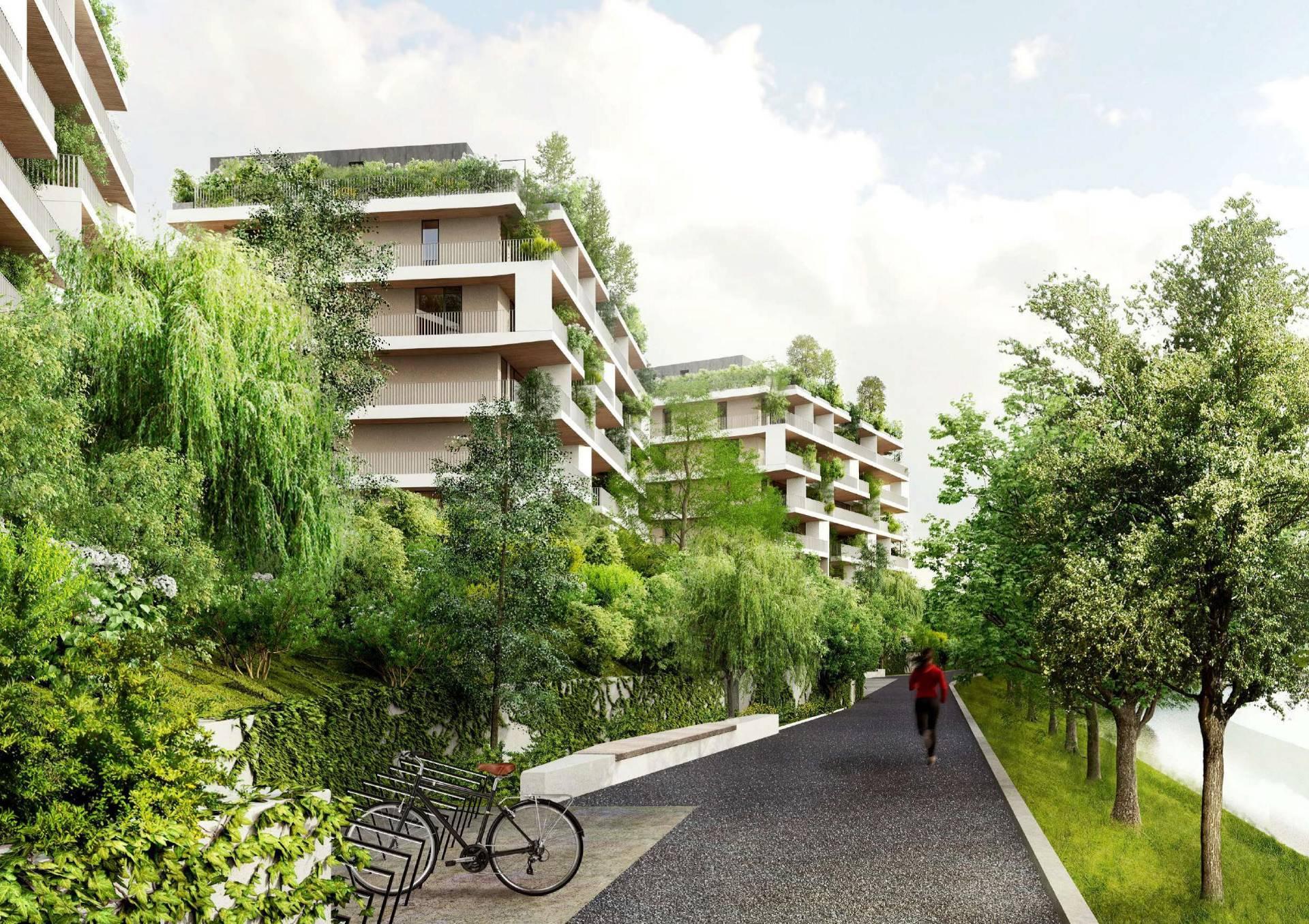 vendita appartamento treviso fuori mura  530000 euro  5 locali  201 mq