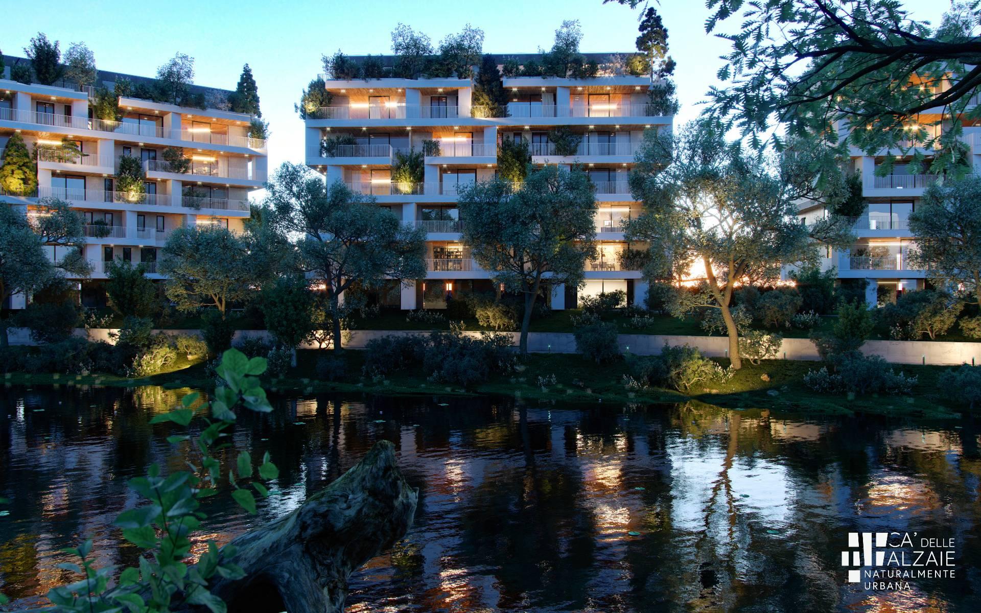 vendita appartamento treviso fuori mura  570000 euro  4 locali  198 mq