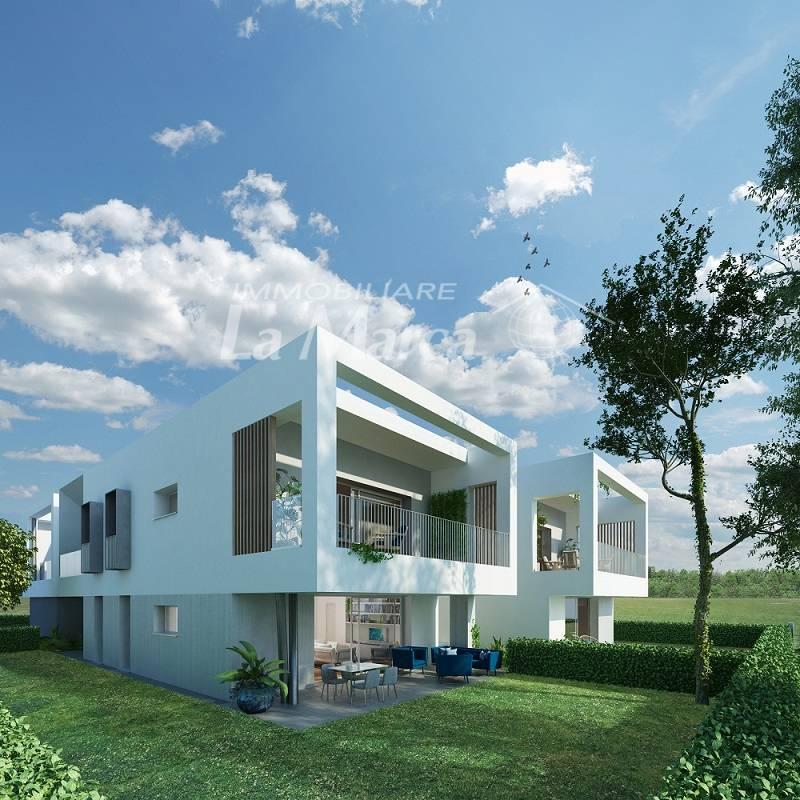 Villa Bifamiliare in vendita a Silea, 4 locali, prezzo € 348.000   CambioCasa.it