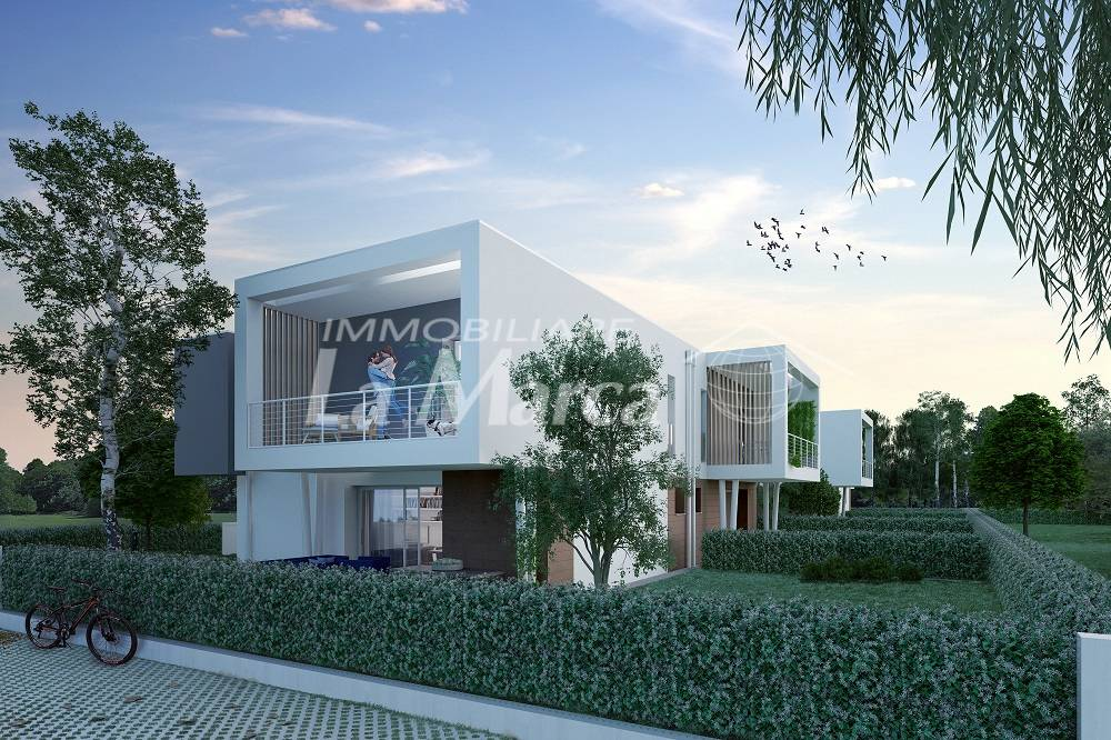 Villa Bifamiliare in vendita a Silea, 4 locali, prezzo € 358.000   CambioCasa.it