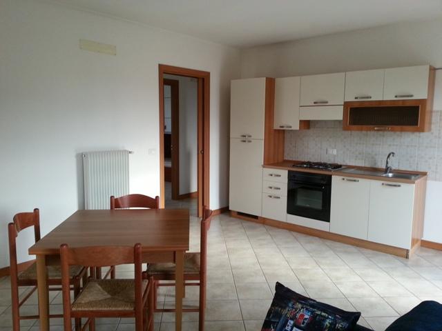 Appartamento in affitto a San Giorgio di Nogaro, 3 locali, prezzo € 530 | CambioCasa.it