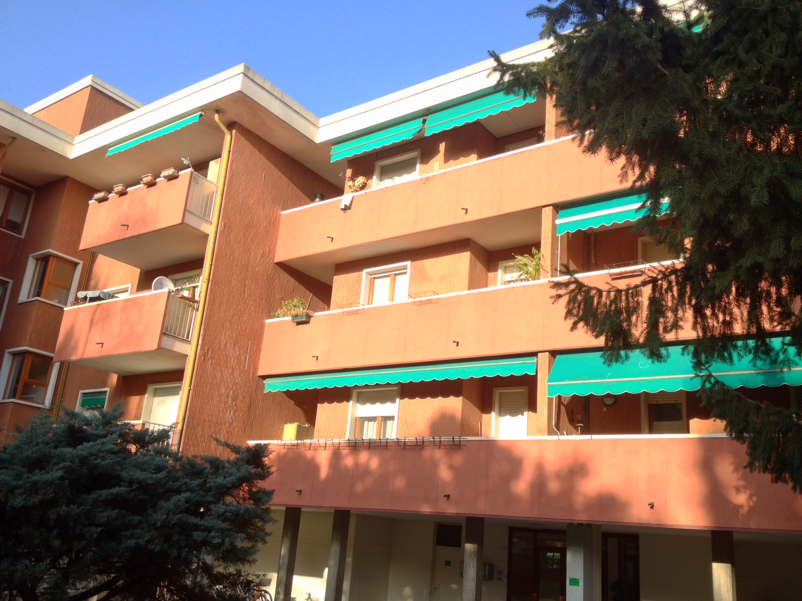Bilocale Udine Via Medici 8