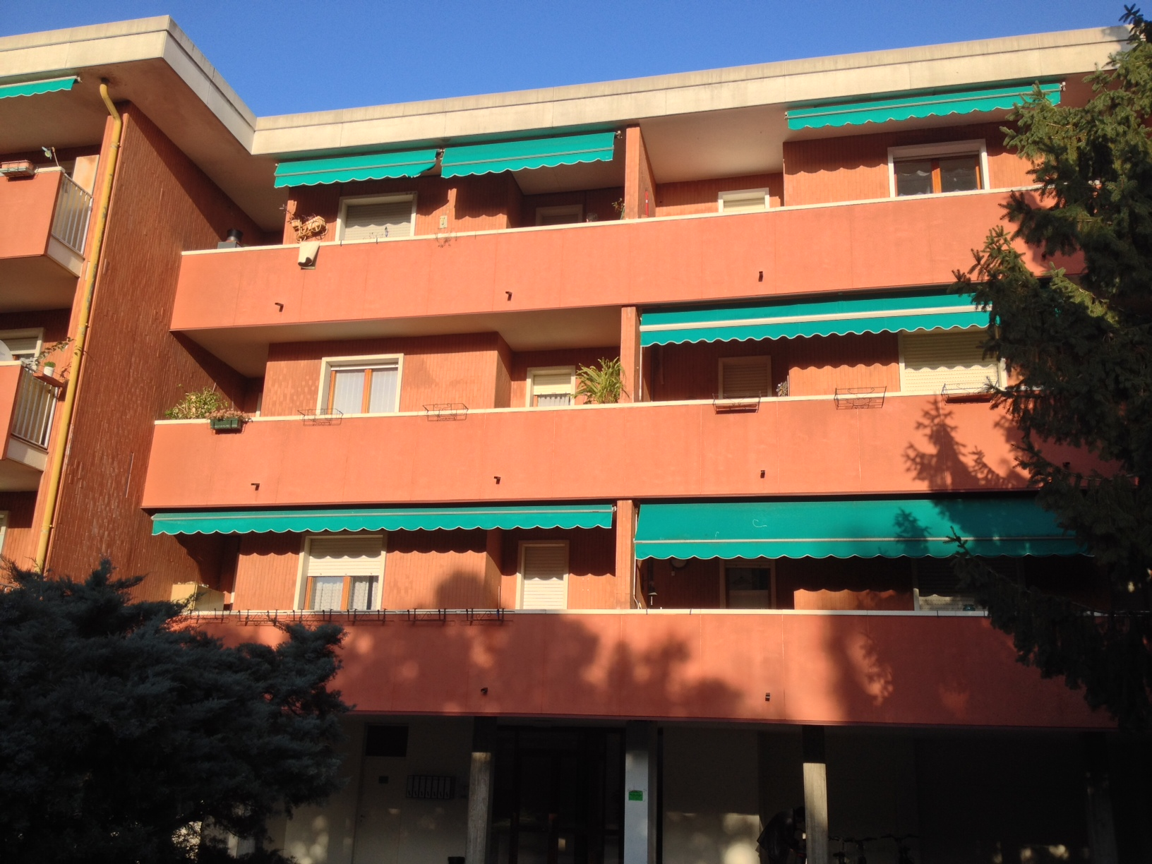 Bilocale Udine Via Medici 2
